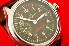 Vintage Russian USSR vs Germany MILITARY style pilots watch LUFTWAFFE
