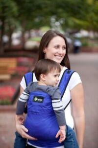 BobaAir Ultra Lightweight Baby Carrier- blue