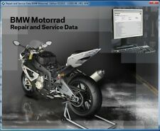 2004-2012 BMW R1200GS / R 1200 GS Adventure ( K25 ) RepROM Service Manual DVD