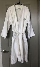 New Luxury Dior SPA 100% Turkish Cotton Terrycloth Bath Robe - Unisex - Large