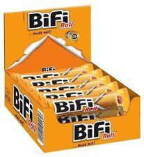Bifi Roll Salami Snack im Weizen Gebäckmantel 24 Stück