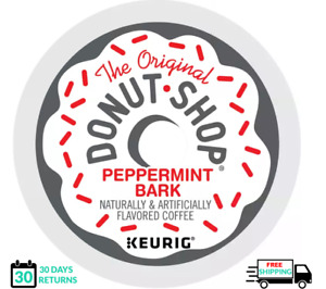 Donut Shop Peppermint Bark Keurig Coffee K-cups YOU PICK THE SIZE
