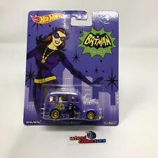 School Busted Batman * Hot Wheels Pop Culture * NA8