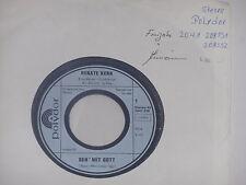 "RENATE KERN -Geh' mit Gott- 7"" 45 Polydor Promo Archiv mint"