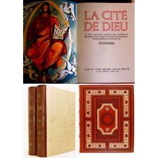 La cité de Dieu 2/2V Saint AUGUSTIN DESPIERRE Jacques Philippe LEBAUD
