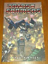 Transformers meglio di UK Pirati SPAZIALI VOL 2 IDW Furman Reed 9781600102684