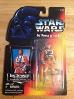 Kenner Star Wars Luke Skywalker In X-Wing Fighter Pilot Gear Action Figure-NEW