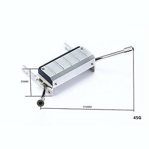 Metal Fuel Tank + Exhaust DIY Part for MN RC Car Land Rover Defender D90 Upgrade