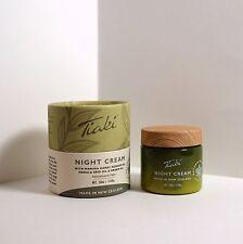 Tiaki Night Cream - Natural Skincare - Fragrance Free - 1.75oz.