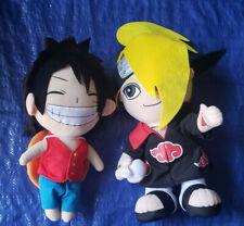 Shonen Jump One Piece and Naruto Plush