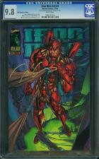 Iron Man #1 CGC 9.8 1996 GOLD SIGNATURE EDITION! Avengers! Thor Hulk! E11 114 cm