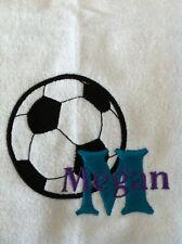 Sports Gym Golf Towel Soccer Monogrammed Team Cheer Baseball Tennis