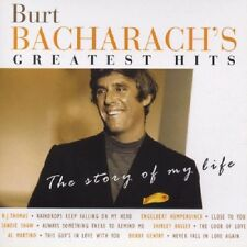 Burt Bacharach Greatest Hits CD NEW SEALED Cilla Black/Sandie Shaw/Gene Pitney+