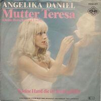 """Angelika Daniel - Mutter Teresa: Deine Botschaft ist die Liebe (7"""" Single 1980)"""