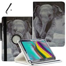 Tablet Schutzhülle für Samsung Galaxy Tab A6 10.1 Zoll Baby Elefant 2