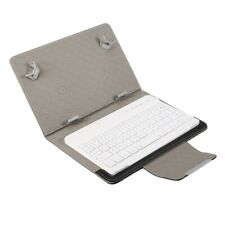 For iPad 2 For Huawei S7 For Samsung Removable Keyboard With Pencil Case Cover