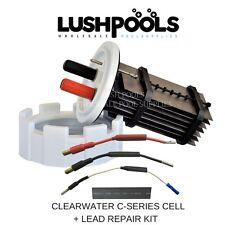 Clearwater C170 Generic Salt Cell BH7000 + LEAD REPAIR KIT - 5 YR WARRANTY