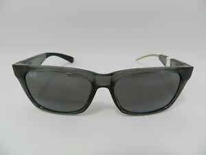Maui Jim Men's Boardwalk MJ539 MJ/539 11 Translucent Grey Polarized Sunglasses