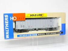 WALTHERS 932-3725 H0 US-Wagen 50' Airslide Covered Hopper MILWAUKEE ROAD OVP