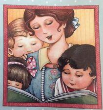 Mary Engelbreit Artwork-A Good Teacher-Handmade Magnets