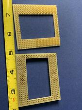 QTY-1 S592-00-387-00-620000 MILL-MAX PGA Socket GOLD RARE ORIGINAL TUBES NEW