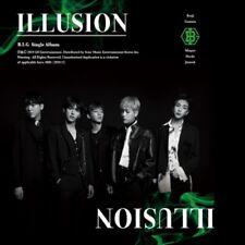 K-Pop B.I.G Single Album [Illusion] Cd + Booklet Sealed