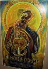John Coltrane Chasing Trane Documentary Full Color Poster Poster Very Cool