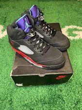 Size 10.5 - Jordan 5 Retro Top 3 Black 2020