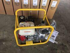 Wacker Neuson Wasserpumpe PG 3 Neugerät mit Garantie 1000l/min Honda Benzinmotor