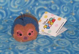 New Jumba Mini Tsum Tsum Plush Doll Toy Disney Store Lilo & Stitch with Tags USA