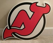 """New Jersey Devils Wall Plaque - Large 24"""""""