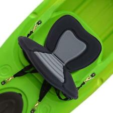Deluxe Adjustable Padded Sit On Top Kayak Seat + Detachable Canoe Backrest