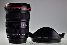 Near Mint Canon EF 17-40mm f/4 L USM
