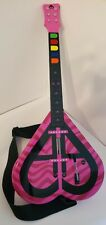 Wireless Aly & AJ Heart-Shaped Guitar for Playstation 2 PS2 PL-7537