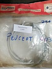 Peugeot 403 Speedometer Cable 1955-1964 Part# 2263/1330