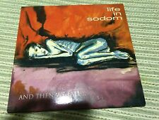LIFE IN SODOM - AND THEN WE FALL CD USA CARD SLEEVE GOTH ROCK DARKWAVE