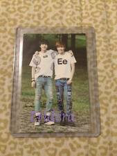 Bts 2nd Muster Goods Unit & All #6 Photo Card Bangtan Boys Official Top Loader