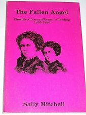 The Fallen Angel Sally Mitchell Chastity Class Women's Readings 1835-1880 Sftcvr