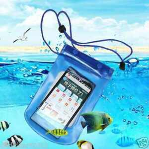 Waterproof Pouch Bag Cover Case For Gadgets Mobile Phone - Transparent