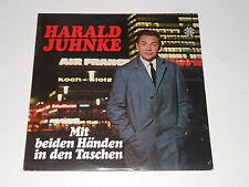 Harald Juhnke - LP - Mit beiden Händen in den Taschen - Telefunken SLE 14 459-P