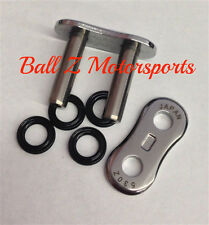 530Z/3D/C-MLJ EK Chrome Rivet Masterlink for Threed 3D Z 530 Pitch Chains Chain!