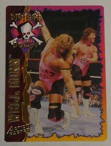 Well Dunn 1995 Action Packed WWF #31 DD Rex King Timothy Steve Doll Steven WWE