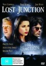 LOST JUNCTION - NEVE CAMPBELL BILLY BURKE THRILLER NEW DVD MOVIE SEALED