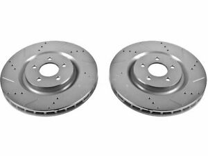Front Brake Rotor Set For 2007-2014 Ford Mustang 2012 2008 2009 2010 2011 P966CK