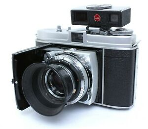 ✮ Kodak Retina Ib mit Retina-Xenar 50mm f/2.8 + Tasche SET // vom Händler!