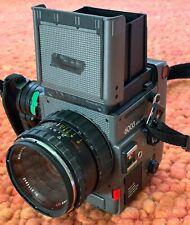 Rolleiflex 6003 SRC 1000 Planar 80MM F2.8 & 120MM F4