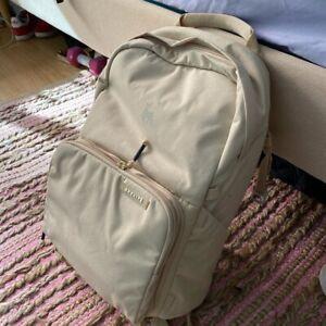 Brevite The Jumper Camera Bag In Tan