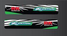 KAWASAKI KX KXF 65 85 125 250 450 Motocross Swingarm Gráficos Pegatinas-Splinter