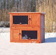 Trixie 62404 natura Kleintierstall mit Wärmedämmung,  116 �— 113 �— 65 cm