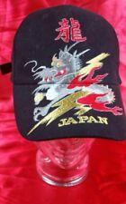 Japan-Dragon - Cap-Hat-Designed By Juguemm- (D-KT6456)